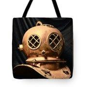 Steampunk - Diving - Diving Helmet Tote Bag
