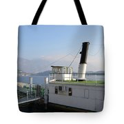 Steamship Tote Bag