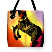 Steed 3 Tote Bag