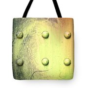 Steel Beam Abstract Tote Bag