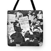 Steel Strike, 1937 Tote Bag