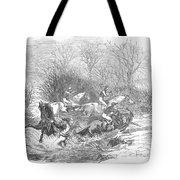 Steeplechase, 1847 Tote Bag