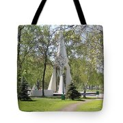Stela In Park Tote Bag