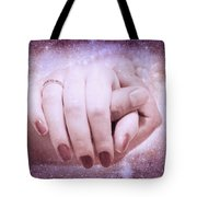 Stellar Bonds Tote Bag