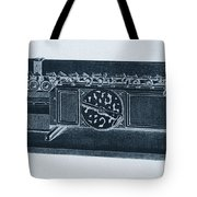 Step Reckoner, Leibniz Mechanical Tote Bag