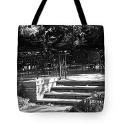 Steps To Seats Tote Bag