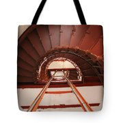 Steps To The Top Tote Bag