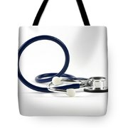 Stethoscope Tote Bag