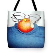 Steve Jobs-tribute Of Love Tote Bag