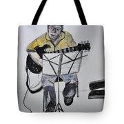 Steve's Guitar Tote Bag