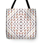 Stiletto Love Tote Bag