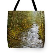 Still Creek Tote Bag