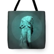 Still Life - Robed Figure Tote Bag