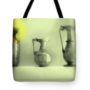 Still Life - Roman Pitchers Tote Bag