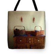 Still Life American Colonial Tote Bag