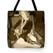 Still Life Is Alive Tote Bag