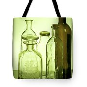 Still Life Of Bottles  Tote Bag