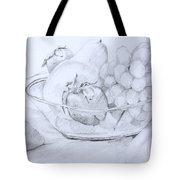 Still Life With Fruit Tote Bag