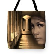 Still Waiting For You Tote Bag