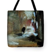 Stillness Of The Day Tote Bag