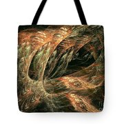 Sting Ray Tote Bag
