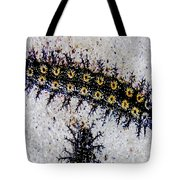 Stinging Caterpillars Tote Bag
