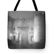 Stirling Scotland - Now That's A Castle Tote Bag by Christine Till