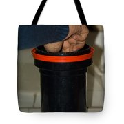 Stirring Up The Photo Shaker For Initial Print Development Tote Bag