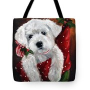 Stocking Stuffer Tote Bag