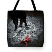 Stomping Mad Tote Bag