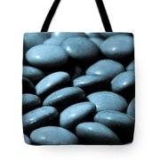 Stone Abstract Art Tote Bag
