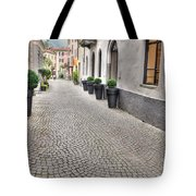 Stone Alley Tote Bag