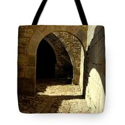Stone And Shadows Tote Bag