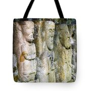 Stone Carving Figures Tote Bag