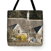 Stone Cottages Tote Bag