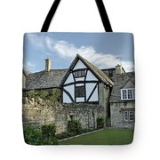 Stone Cottages In Broadway - Gloucestershire Tote Bag