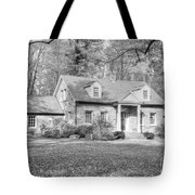 Stone House Tote Bag