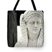 Stone Lady Tote Bag