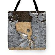 Stone Men 28 - Celebration  Tote Bag