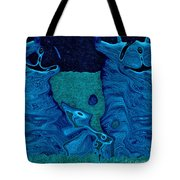 Stone Men 28c2b - Celebration Tote Bag by Variance Collections