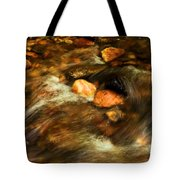 Stone Mountain River Rocks Tote Bag