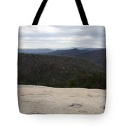 Stone Mountain State Park Tote Bag