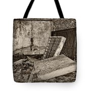 Stonehaven Rehab Sepia Tote Bag