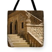 Stones And Stairs Tote Bag