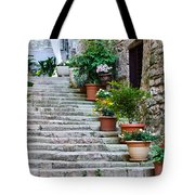 Stoney Stairs Tote Bag