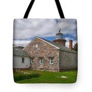 Stonington Light Tote Bag