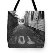 Stop Tote Bag