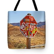 Stop Or What Tote Bag