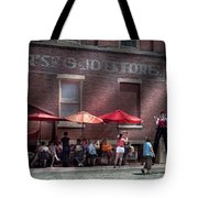 Storefront - Bastile Day In Frenchtown Tote Bag