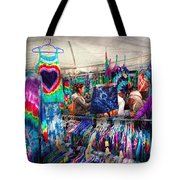 Storefront - Tie Dye Is Back  Tote Bag